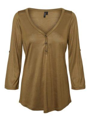 Armeijanvihreä napillinen paita - VMNINA
