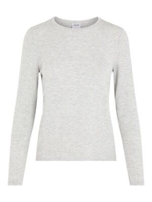 Harmaa pitkähihainen paita - VMAVA TOP