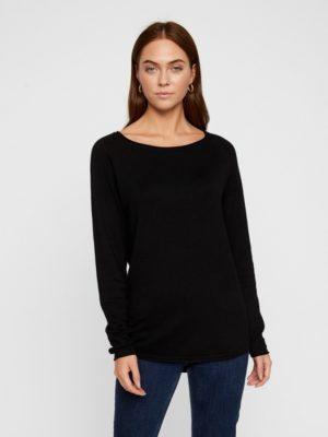 Musta neulottu paita - VMNELLIE GLORY