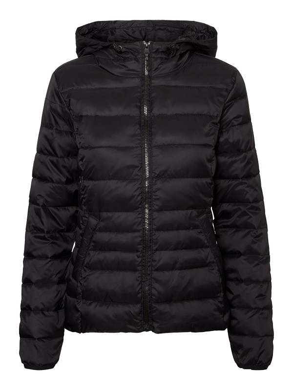 Musta topattu takki - VMMIKKOLA