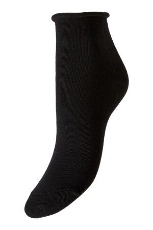 Mustat sukat - VMROLL SOCK