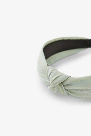Vaaleanvihreä hiuspanta - PCNACIE HAIRBAND