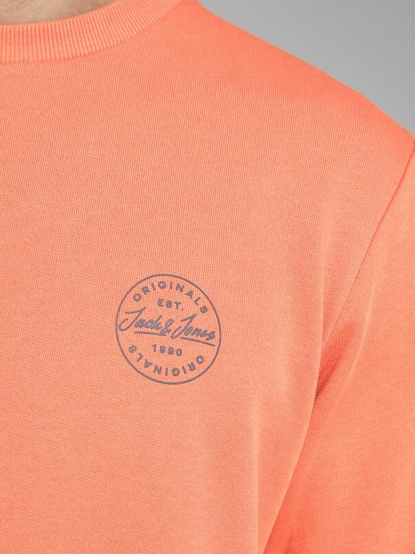 Oranssi svetari - JORLANGMORE SWEAT