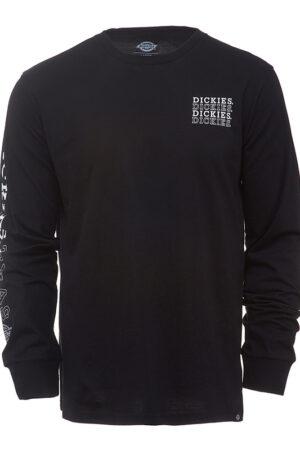 Musta Dickies-paita - MILLWOOD
