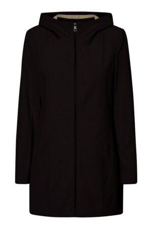 Musta hupullinen takki - VMDORITUPTOWN JACKET