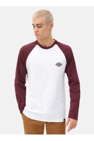 Dickies-paita viininpunaisilla hihoilla - YOUNGSVILLE