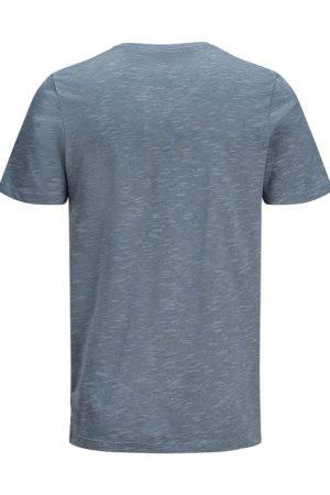 Sininen t-paita logoprintillä - JCOSTRONG TEE
