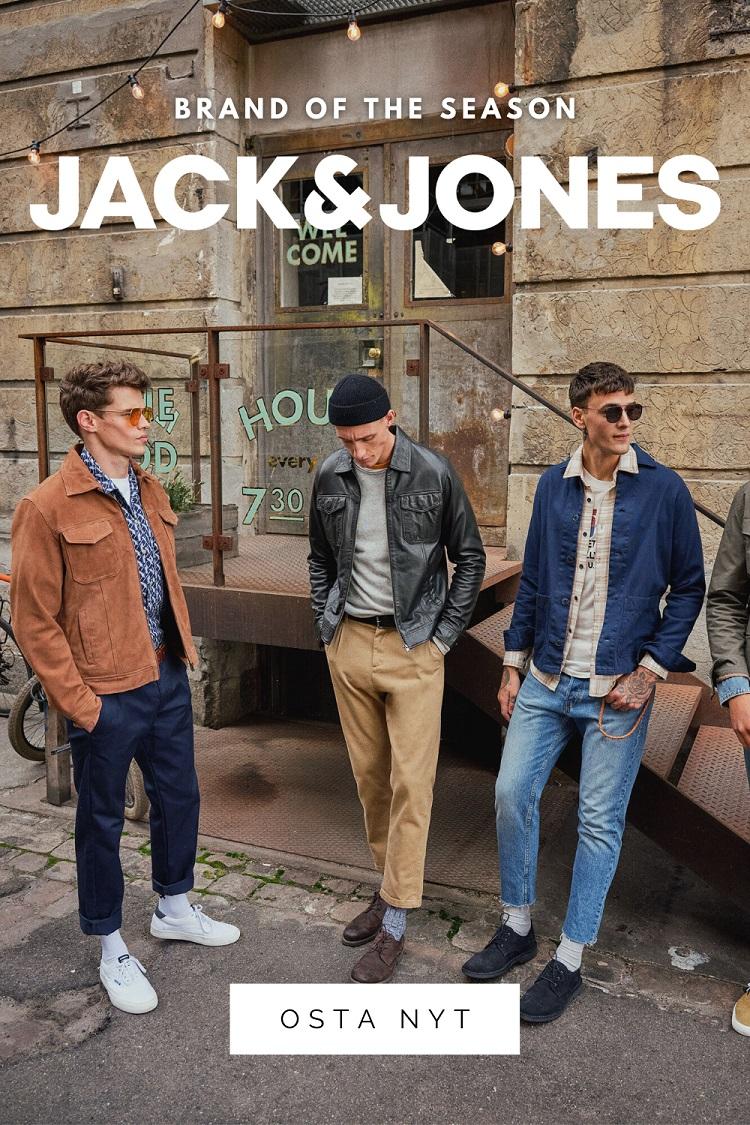 JACK AND JONES - FUNDA